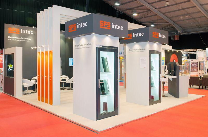 Exhibition Stand - آموزش طراحی غرفه