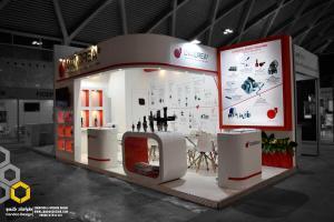 غرفه سازی شرکت آریا صنعت گنج