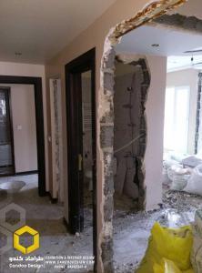 IMAG0414 - بازسازی  ساختمان دربند