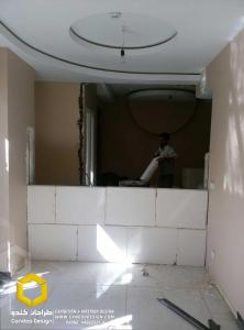 IMAG0433 - بازسازی  ساختمان دربند