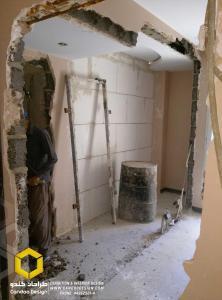 IMAG0434 - بازسازی  ساختمان دربند