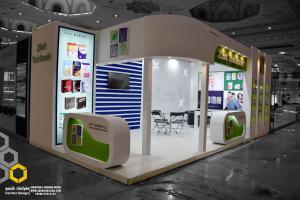 1 - غرفه سازی نمایشگاهی