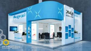 طراحی غرفه (28 - طراحی غرفه نمایشگاهی