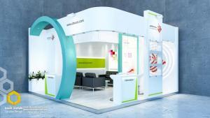 طراحی غرفه (29 - طراحی غرفه نمایشگاهی