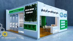 طراحی غرفه (32 - طراحی غرفه نمایشگاهی