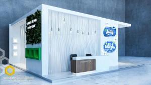 طراحی غرفه (33 - طراحی غرفه نمایشگاهی