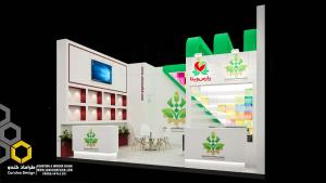 طراحی غرفه (39 - طراحی غرفه نمایشگاهی