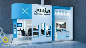 طراحی غرفه (40 - طراحی غرفه نمایشگاهی