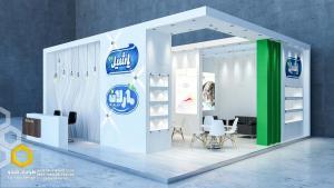 طراحی غرفه (43 - طراحی غرفه نمایشگاهی