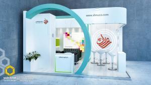 طراحی غرفه (46 - طراحی غرفه نمایشگاهی