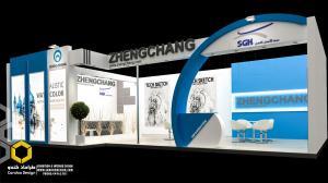 11 9 - طراحی غرفه نمایشگاهی