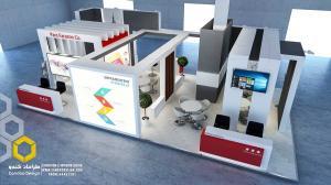 k6 2 - طراحی غرفه نمایشگاهی