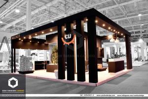 غرفه سازی مکاکو (1) - غرفه سازی شرکت مکاکو
