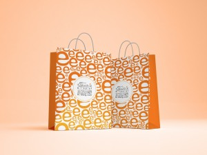 Shopping Bag netbarg 93