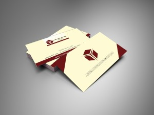 bussiness card esfahani - کارت ویزیت