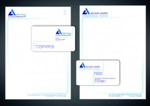 tarh 001 - کارت ویزیت
