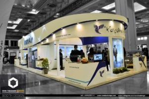 غرفه سازی شرکت ایران ایر