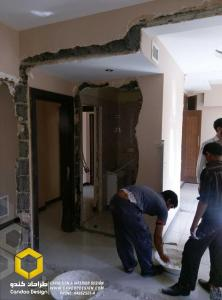 IMAG0430 - بازسازی  ساختمان دربند