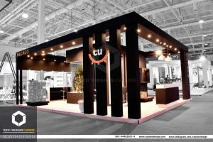 سازی مکاکو (1) - غرفه سازی شرکت مکاکو