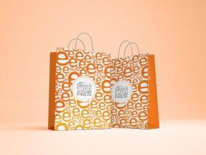 Shopping Bag netbarg 93 - هدایای تبلیغاتی