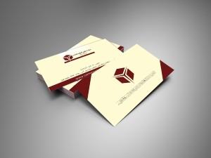 bussiness card esfahani - کارت ویزیت